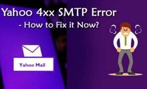 Yahoo Mail SMTP Error Codes
