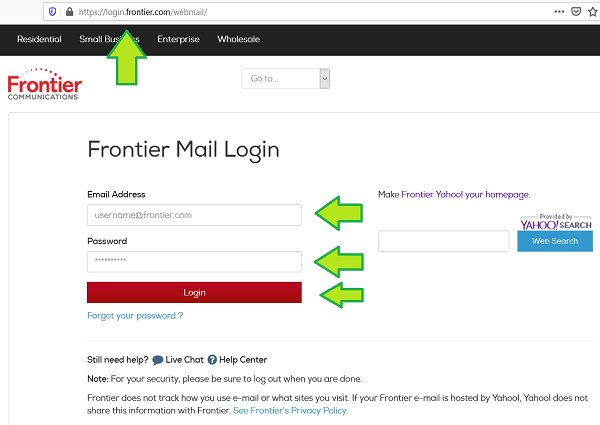Are You Confused About Frontier Mail Login Pages